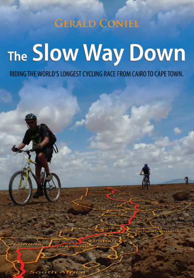 The Slow Way Down by Gerald Coniel