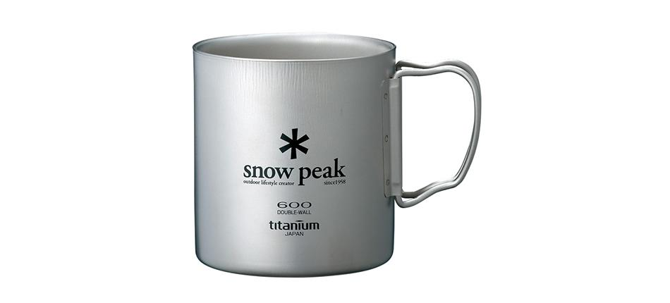 snow peak Ti mug MG-054