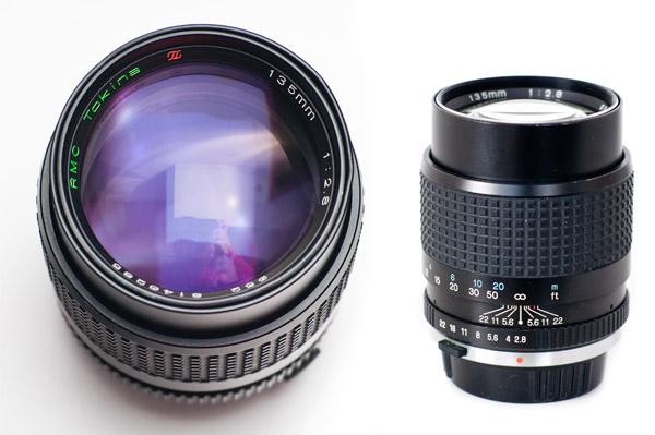 RMC Tokina 135mm f/2.8