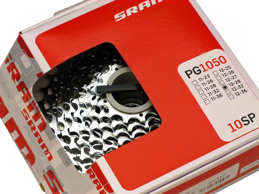 Sram PG1050 12-28t 10sp cassette
