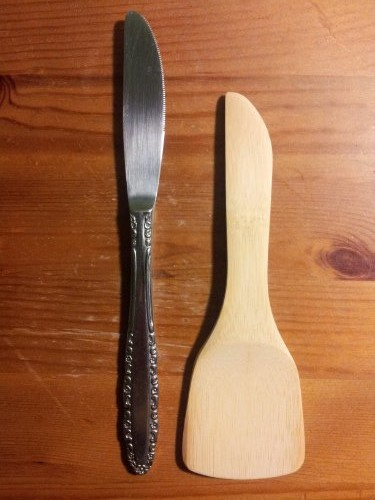 Backpackers Pantry U.T.U. Wood Spatula/Knife