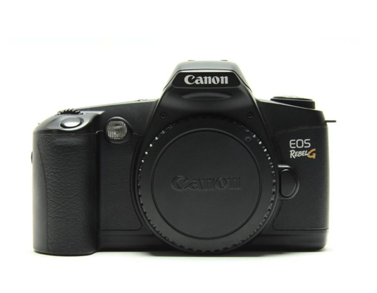 Canon EOS Rebel G body